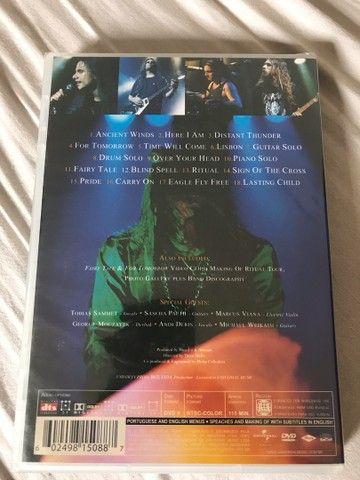 DVD Shaman Ritualive (Lacrado) - Foto 2