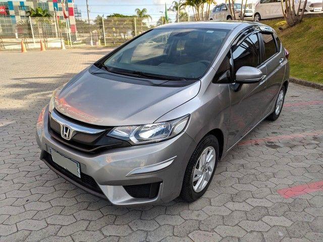 Honda Fit 1.5 LX 2015 Todo Revisado Na Honda!! - Foto 2