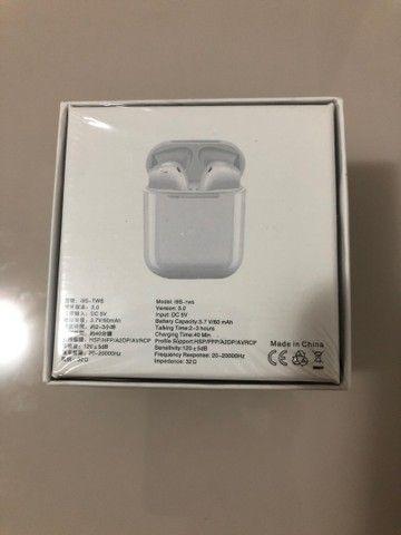 Fone Bluetooth novo, lacrado!