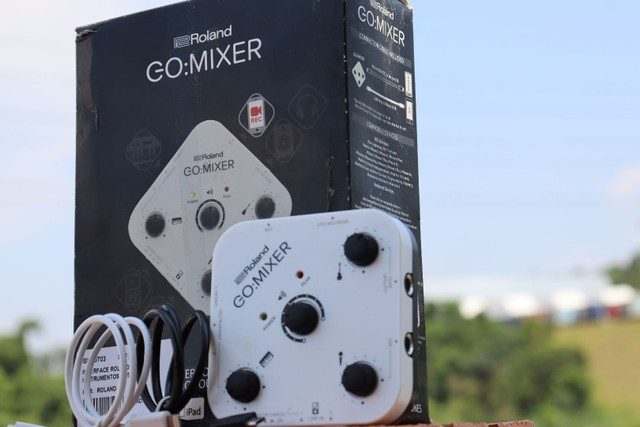 Go mixer Roland - Foto 6