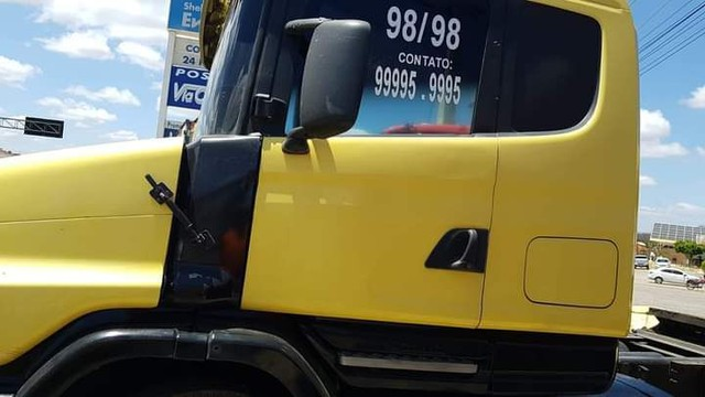 Cavalo mecânico  Scania 114 , ano 98/98 - Foto 5