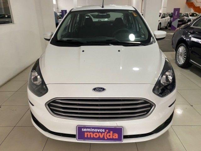 Ford Ka Sedan Se 1.5 ano 2020 Completo !!!! Garantia de 1 ano !!!!!!!! - Foto 2