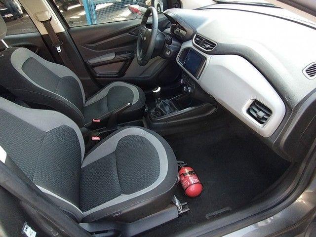 Chevrolet Onix 1.0 LS 8V FLEX 4P MANUAL - Foto 11