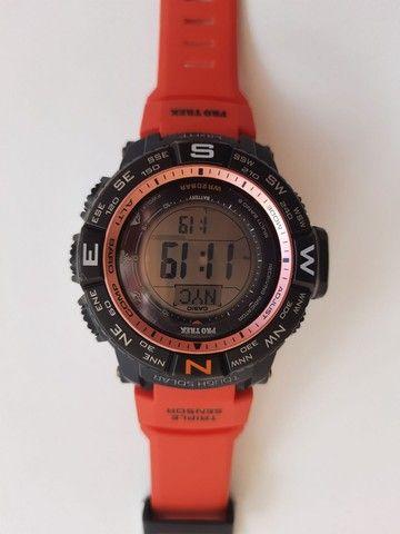 Relógio Casio Protek PRW-3500 à prova dágua