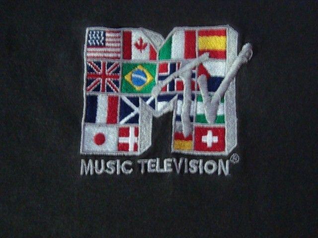 Camiseta Mtv - Music Television Oficial - Tamanho G - Foto 2