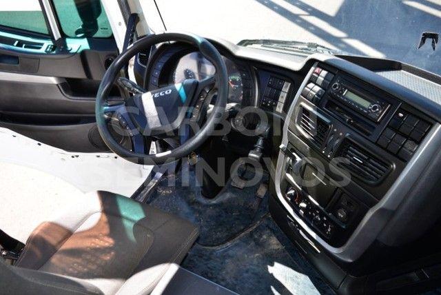 Iveco Hi Way 600S44 6X2, ano 2017/2018 - Foto 7