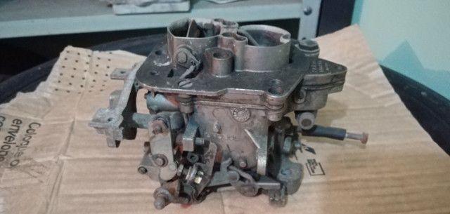 Carburador 3e, h30 34 BLFA, miniprogressivo. Coletor chevette, mufla - Foto 15
