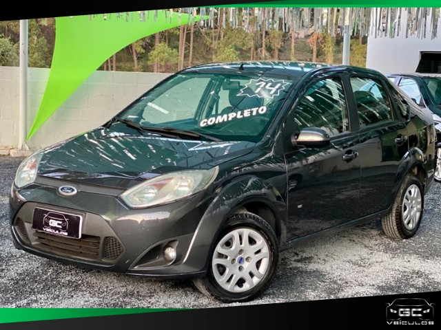 Fiesta 1.6 sedan   2014