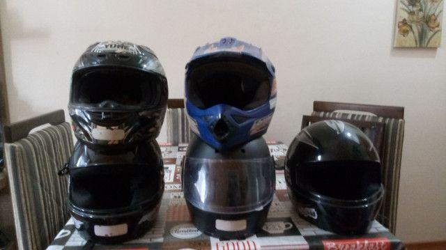 Capacetes Moto - Foto 2