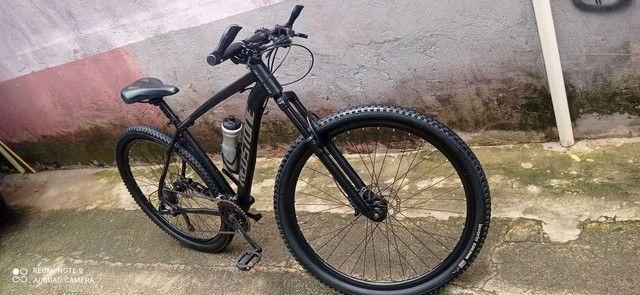 Bicicleta Redstone aro 29 e com freio Hidráulico.  - Foto 2