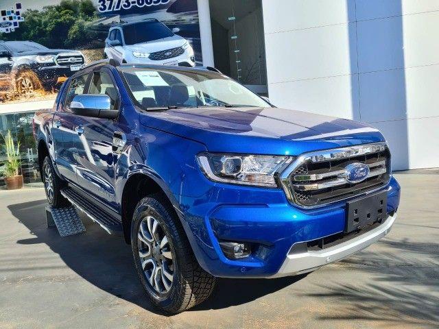 Ford Ranger Limited  2022 - a melhor camionete da categoria!!! - Foto 3