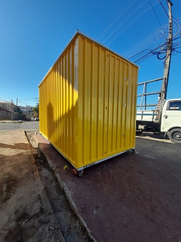 Container Desmontável para Lanches - Foto 6