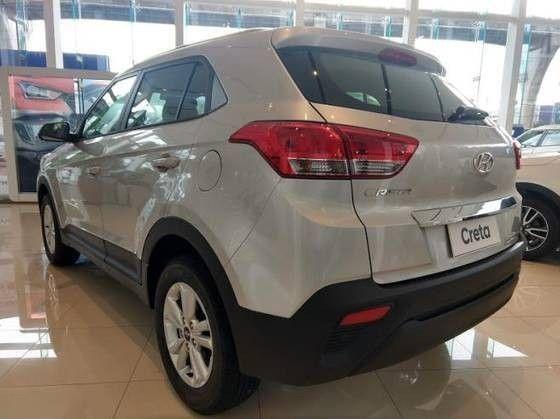 Hyundai Creta 2022 1.6 16v flex action automático - Foto 7