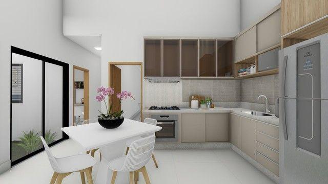 Casa Térrea   127,00 m² de Área Construída   Jd. Espanha - Foto 5