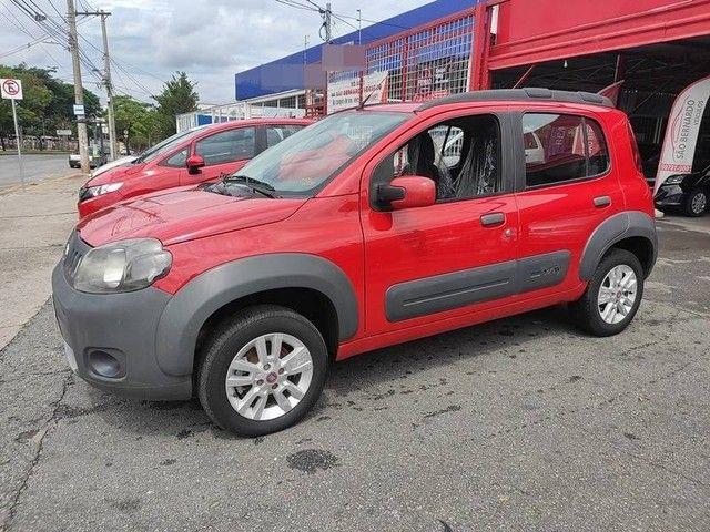 FIAT UNO 2011/2012 1.0 WAY 8V FLEX 4P MANUAL - Foto 2