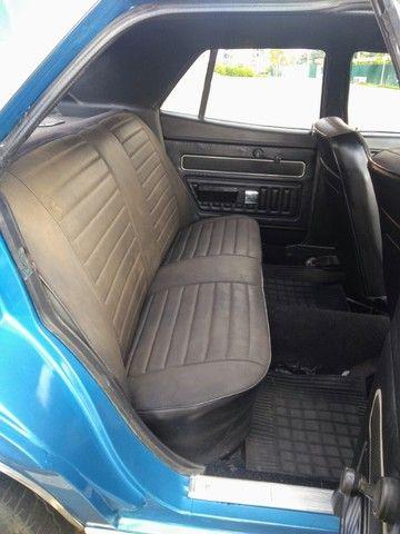 Ford Maverick 4 Portas Azul 1975 Original, 3º Dono, Raridade - Foto 12
