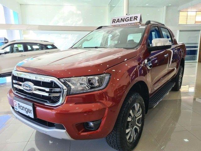 Ranger Limited 2022 - garantimos a sua cotação, Brasal Taguatinga!!!