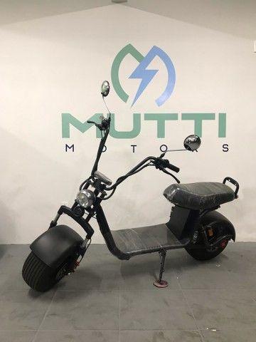 Scooter moto elétrica S1 2000W