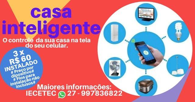 Serviço de instalação de equipamento elétrico e automação residêncial. - Foto 2