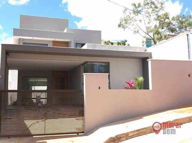 Casa com 3 dormitórios à venda, 155 m² por R$ 750.000,00 - Condomínio Trilhas Do Sol - Lag - Foto 2