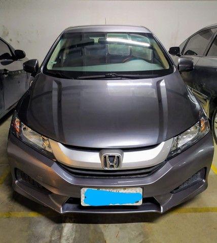 Honda city 2017 dx automático