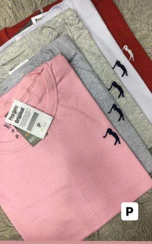 Blusas masculinas básicas - Foto 3
