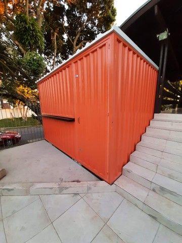 Container Desmontável para lanchonete - Foto 2