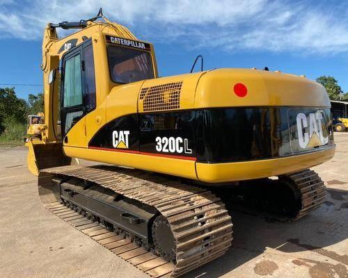 Escavadeira Hidráulica CAT 320CL *Parcelo até 80x