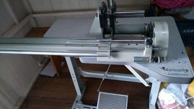 maquina de corte de vies