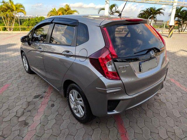 Honda Fit 1.5 LX 2015 Todo Revisado Na Honda!! - Foto 8