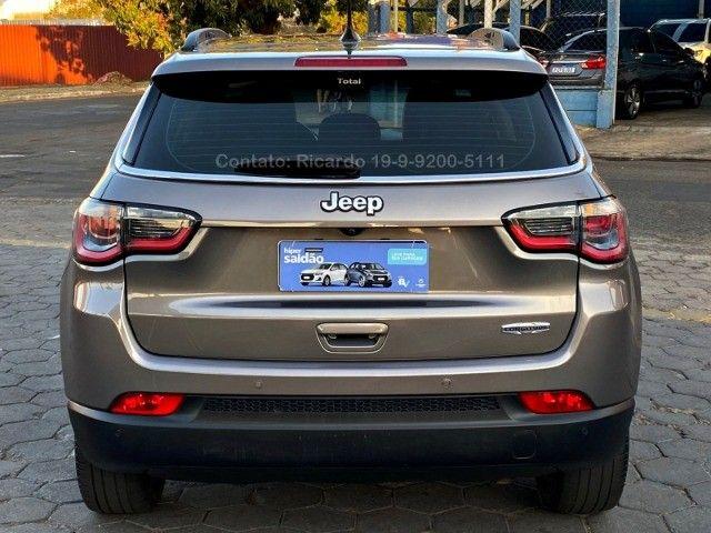 Jeep Compass Longitude  2.0 flex 2017 - Foto 7