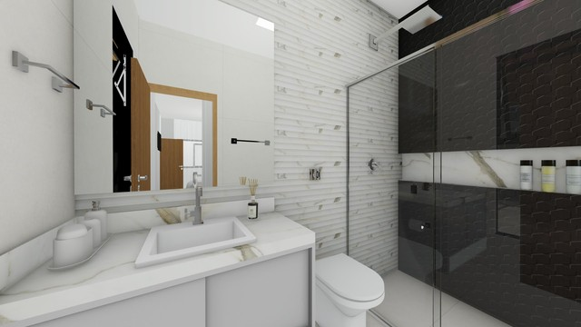 Casa Térrea   127,00 m² de Área Construída   Jd. Espanha - Foto 15