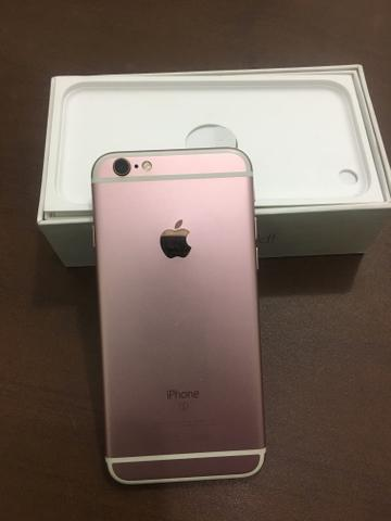 IPhone 6s Rosê de 16gb