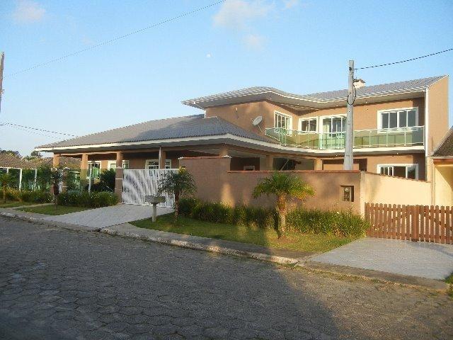 Excelente casa residencial no atami, 6 quartos sendo 3 suites,piscina
