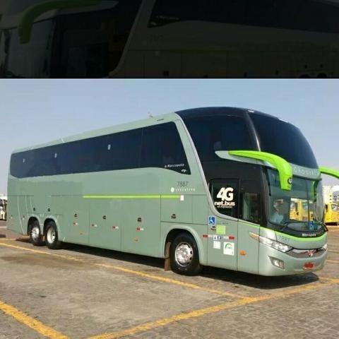 Ônibus paradiso LD g7 - Foto 3