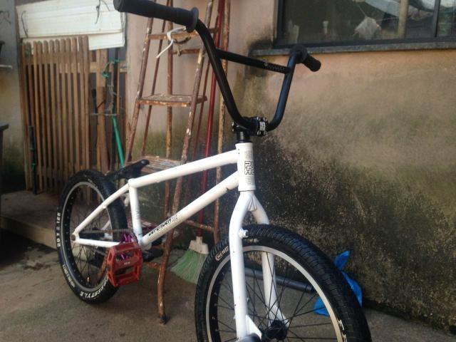 Bike cross bmx defender