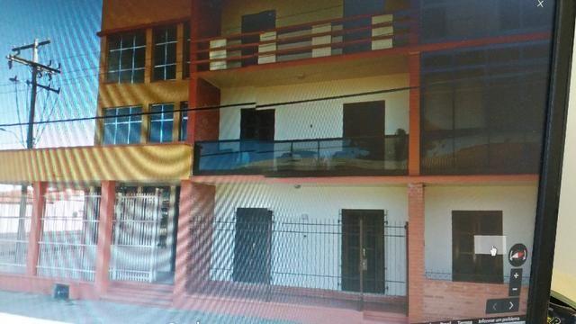 Apartamento 2° pav. n.º 205 - 01 dormitório (2 transformado para um) mobiliado - Cassino