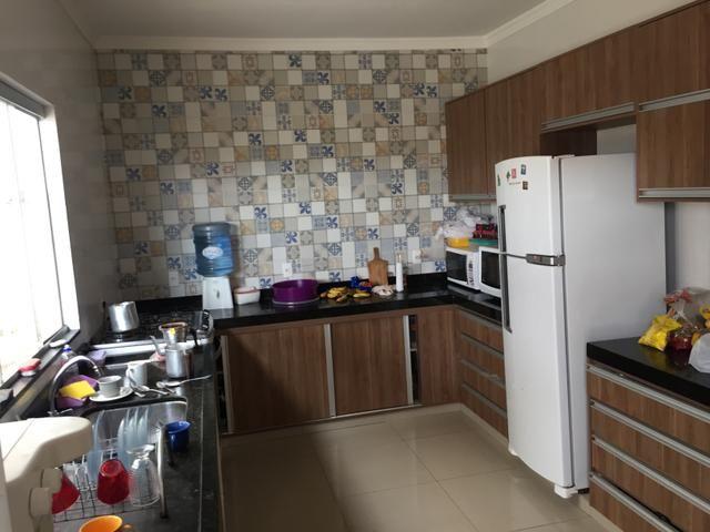 Casa 4 qtos / 3 suítes / lote 600 m / condomínio fechado - Foto 8