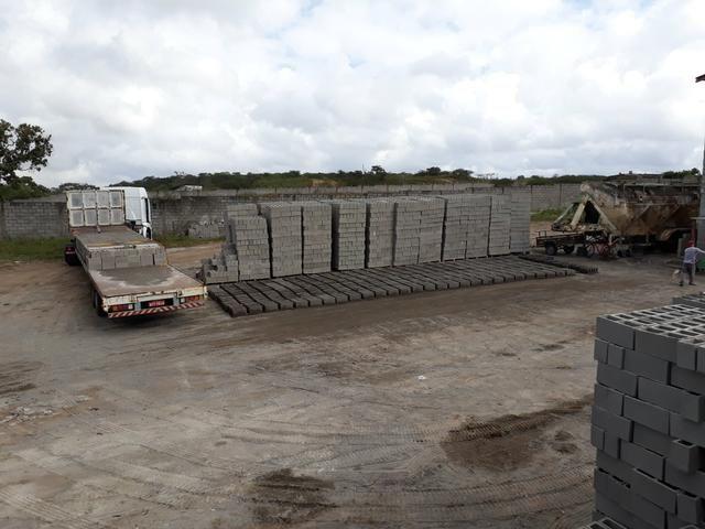 Vendo fábrica de pre-moldados bem localizado produzindo com clientes - Foto 6