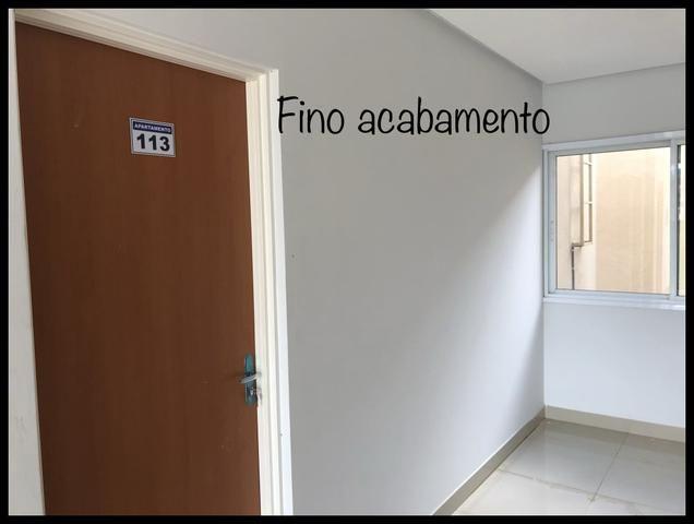 Apartamento 2 quartos c/sacada - Foto 10