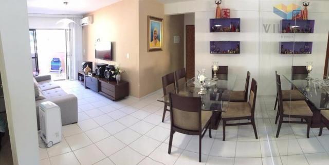 Ed. Nantes Apartamento residencial à venda, Ponta Verde, Maceió.