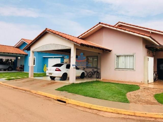 Casa residencial à venda, Condomínio Residencial Buritis, Porto Velho.