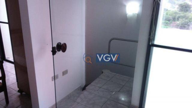 Vendo apartamento de cobertura de 161m² , aceito permuta por casa de condomínio em campos  - Foto 2