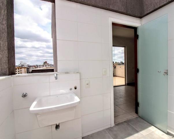 Cobertura à venda, 3 quartos, 2 vagas, nova suíça - belo horizonte/mg - Foto 17