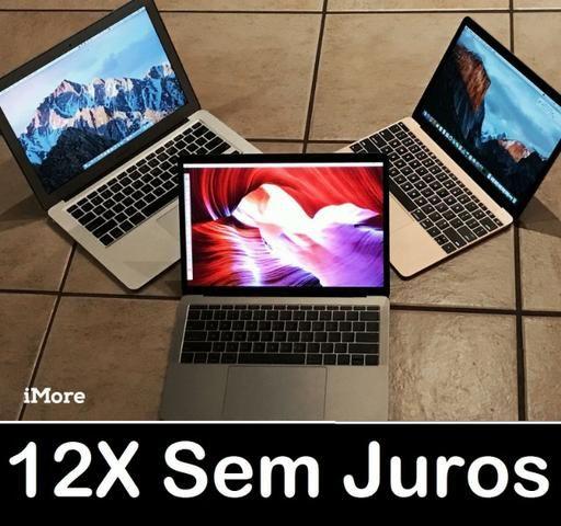MacBook Air & PRO ( 12X Sem Juros ) Todas as Versões