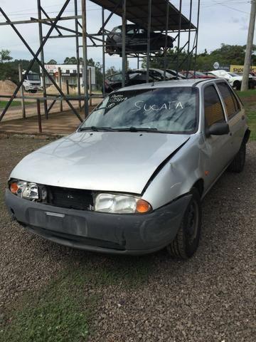 Sucata Ford Fiesta 99 Endura