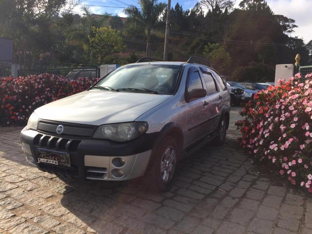 Fiat Palio Weekend Adventure 1.8 2005 - Foto 5