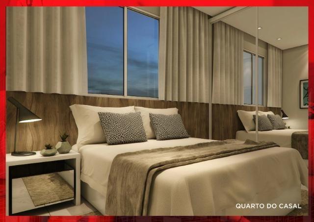 Apartamento 2 quartos no Janga próximo a Manepá - Foto 3