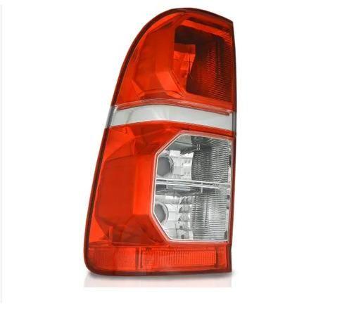 Lanterna Traseira Bicolor Toyota Hilux 2012 Até 2015 Apenas R$159,90 Cada - Foto 2