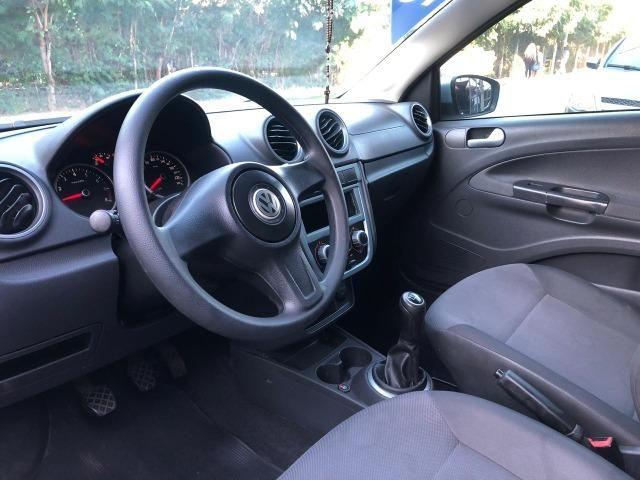 VW - Saveiro G5 1.6 CE Completa! Com GNV Injetado! - Foto 7